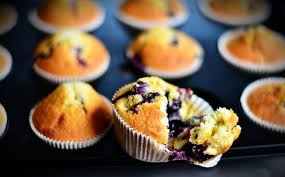 Blueberry Muffins Day